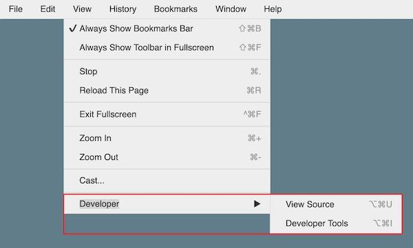 Creating a multi-level hierarchical flyout navigation menu
